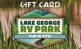Lake George RV Park Gift Cards