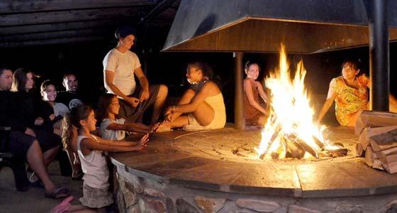 Bonfire Pavilion