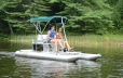 Free paddle boats off our bike trail system (Summer Only)