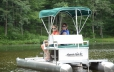 New paddle boats offered on our spring fed pond daily (Summer Only)