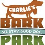 Lake George RV Park charlies bark park logo