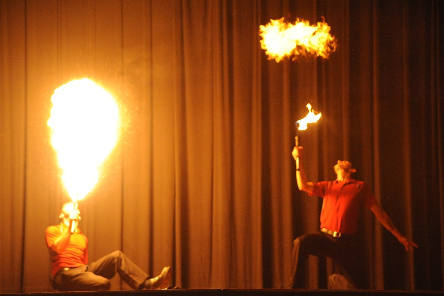 Fire Breathing Tardy Brothers