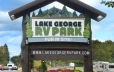 We have one entrance to the park – located on Route 149