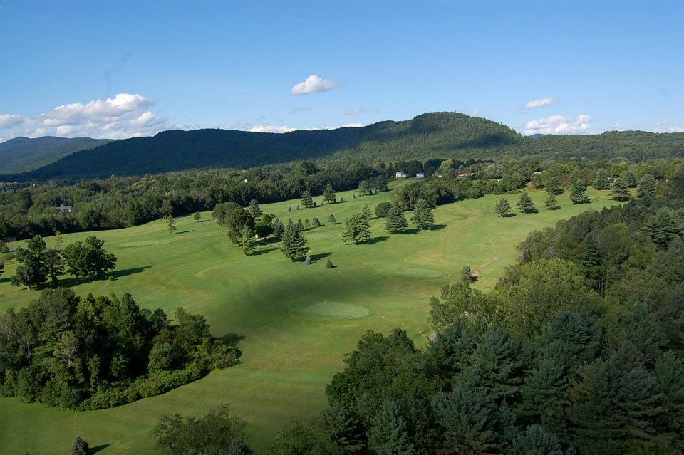 Spend a day playing golf with picturesque views (Queensbury Country Club)