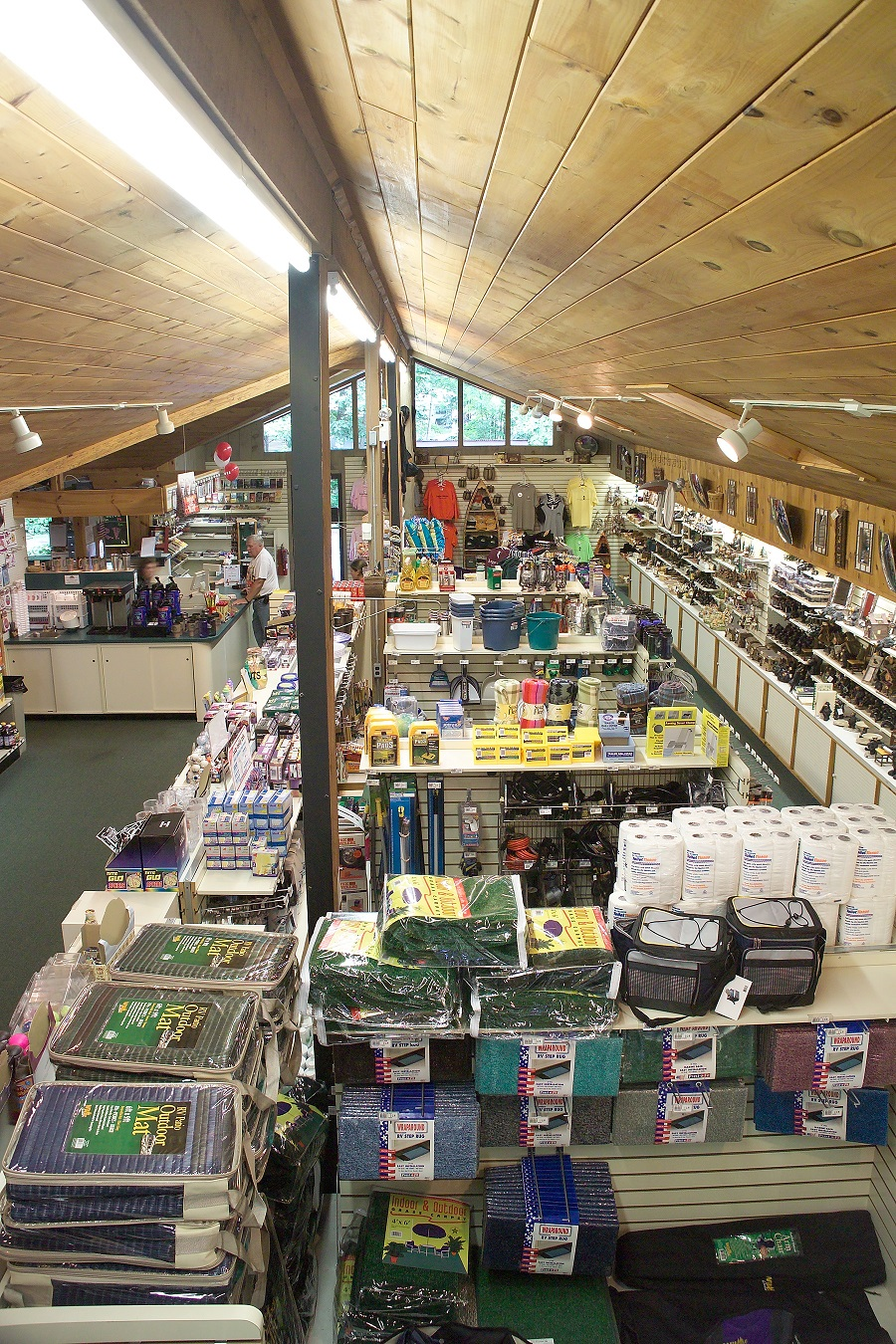 From gifts to RV supplies our trading post is a one stop shop