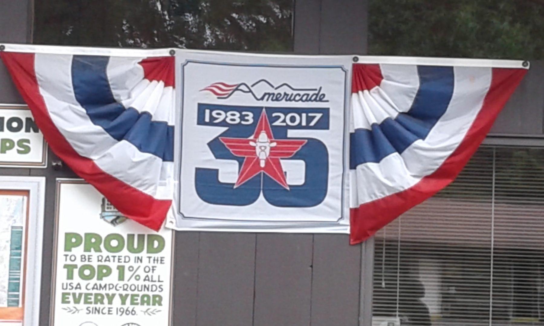 Americade banner