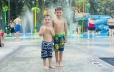 Cascade Cove kids