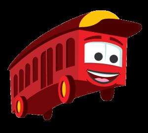 Trolley Illustration