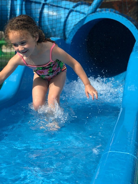 Slides and Smiles all Day