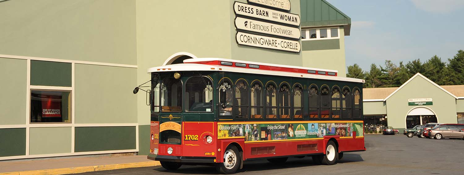 Lake George Trolley