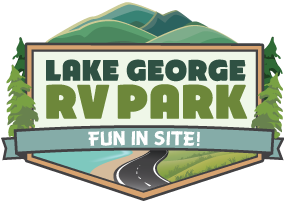 Lake George RV Park - Fun in Site!