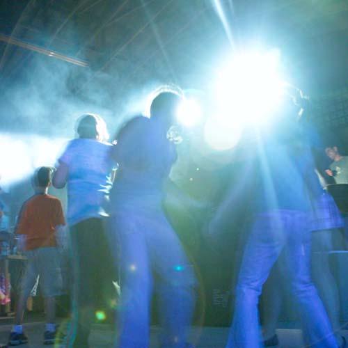 Entertainment- DJ Dance Party