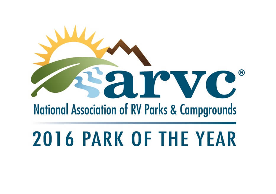 ARVC 2016 Park of the Year