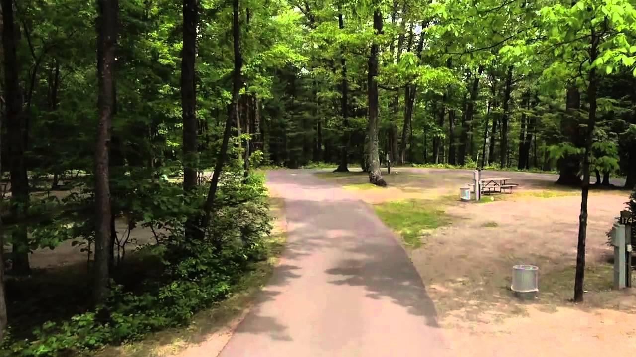 RV Park Campsite